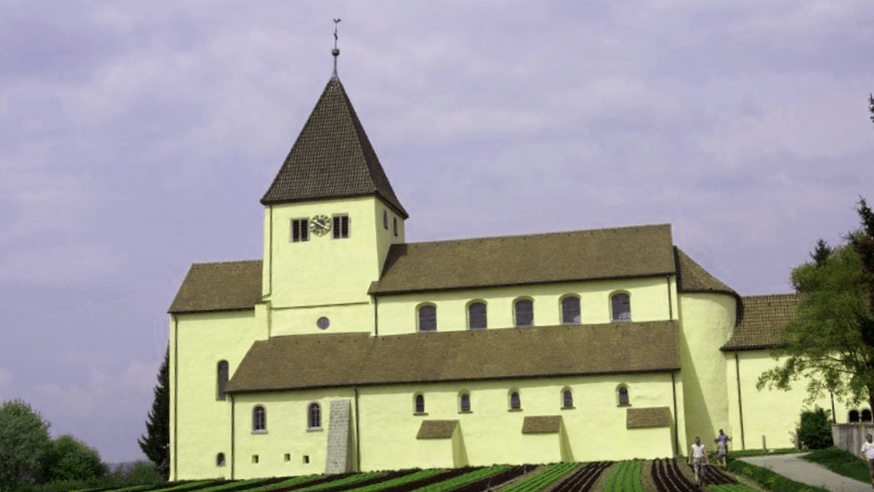 Conocer Alemania y descubrir de Isla monastica de Reichenau