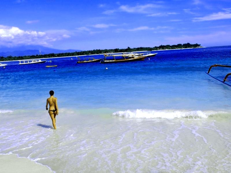 Que visitar en Islas Gili
