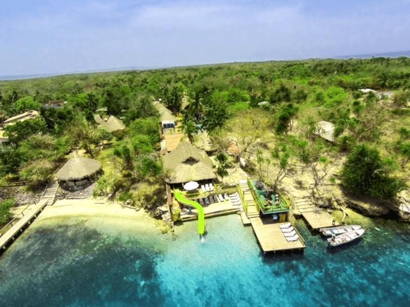 Islas del Rosario que debemos ver