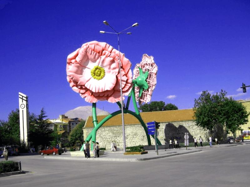 Visitar Turquia y maravillarse de Isparta