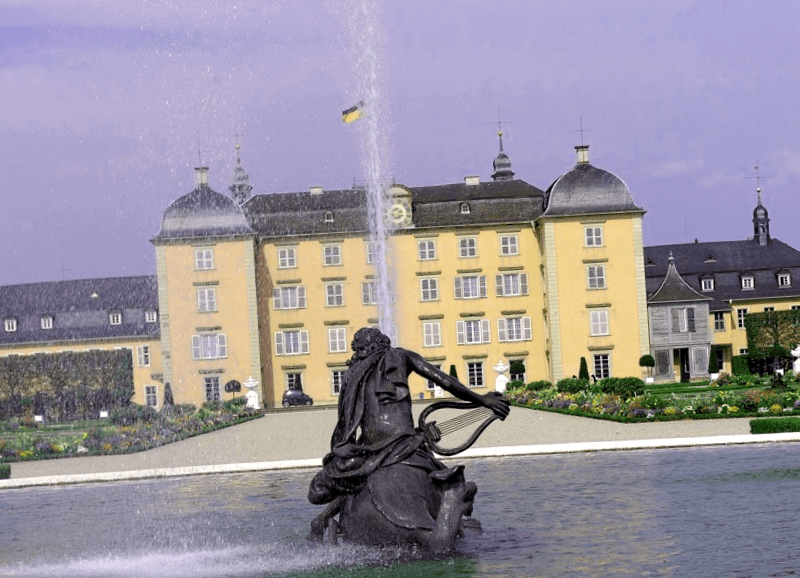 Jardines y Palacio de Schwetzingen que debemos ver