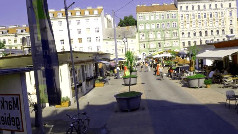 Conocer Austria y maravillarse de Karmeliterviertel