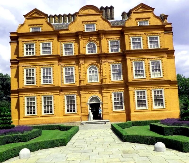 Ver Inglaterra y descubrir de Kew Palace