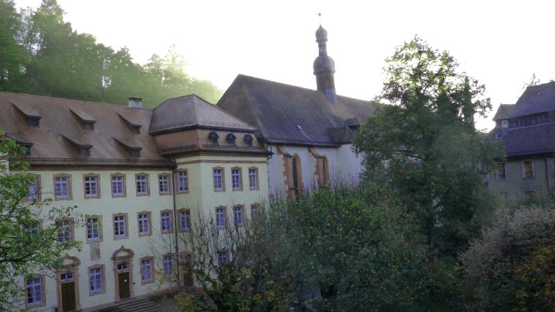 Conocer Kloster Lichtentehl