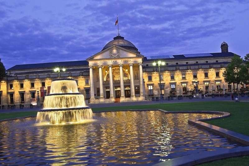 Conocer Alemania y descubrir de Kurhaus de Wiesbaden