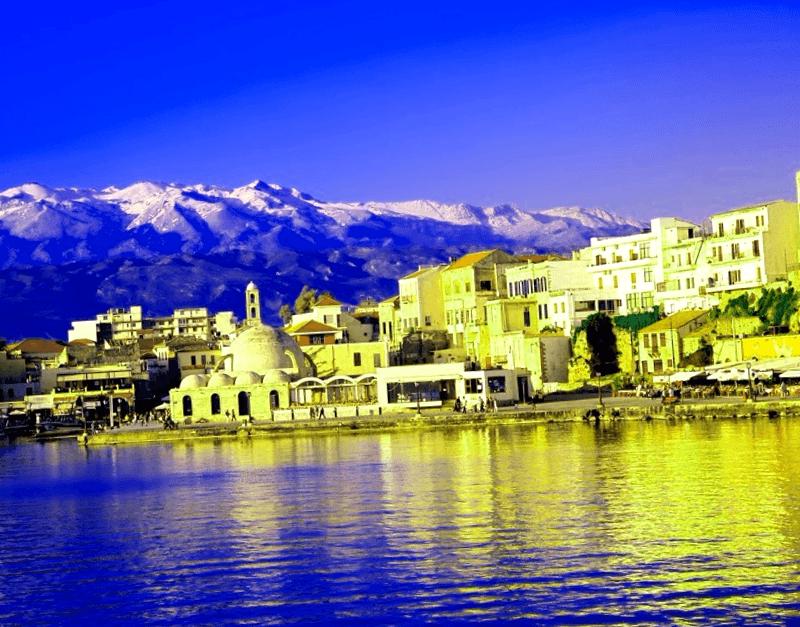 Visitar La Canea