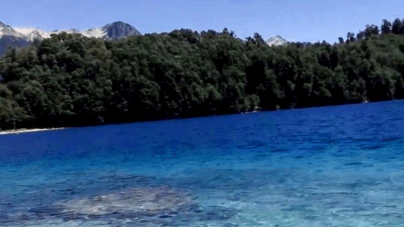 Lago Espejo que debemos ver