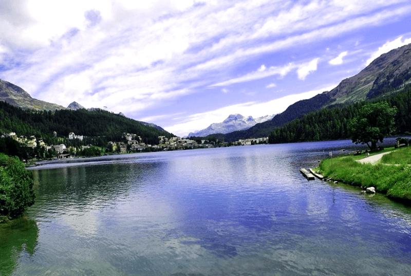 Conocer Lago St.Moritz