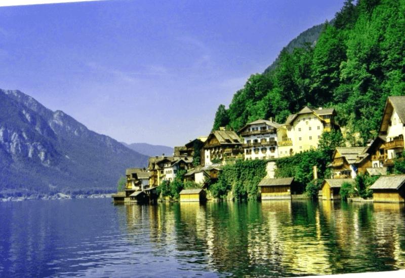 Conocer Austria y maravillarse de Lago Wolfgang