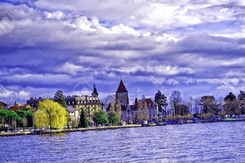 Conocer Lago de Ginebra