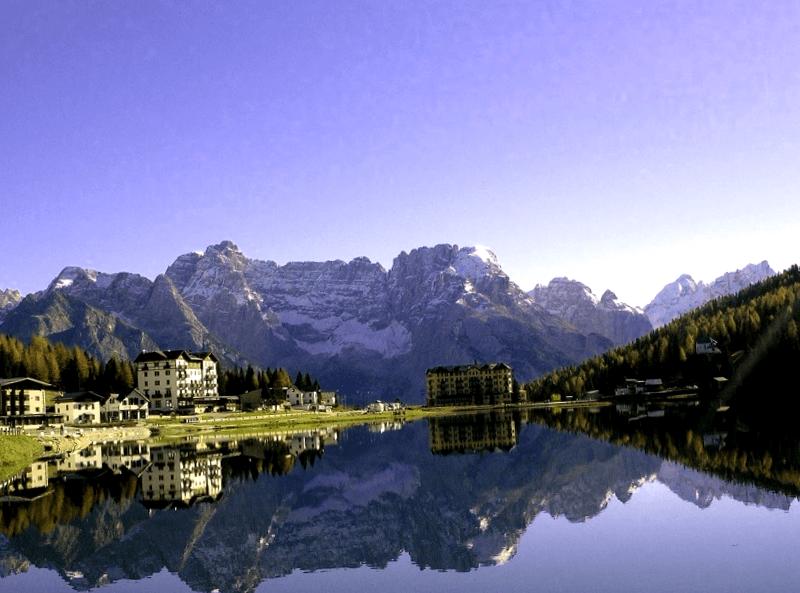 Lago di Misurina que descubrir