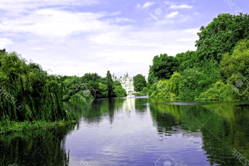 Que ver en Lago en St. James Park