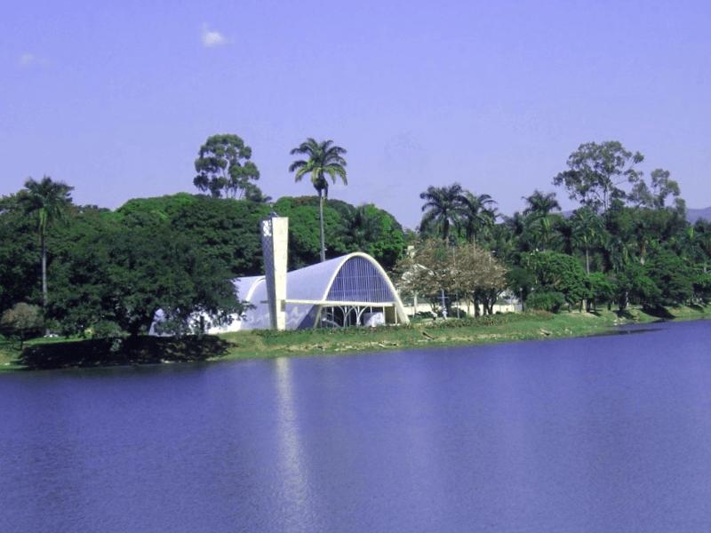Visitar Lagoa da Pampulha