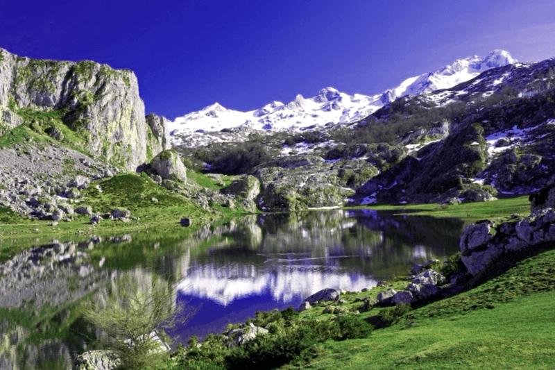Visitar Lagos de Covadonga