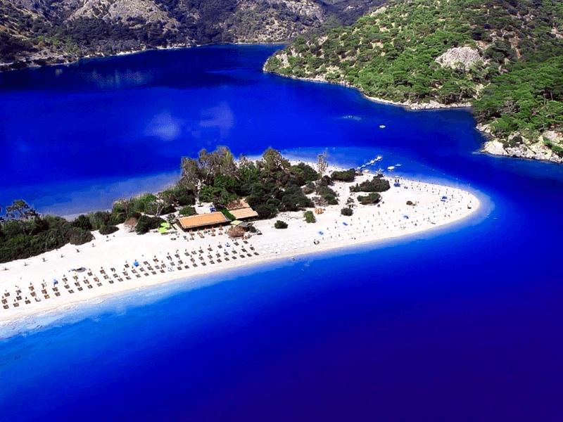 Laguna Azul de Oludeniz que debemos ver