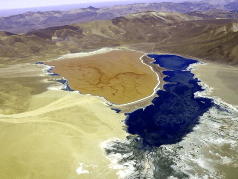 Ver Chile y maravillarse de Laguna del Negro Francisco