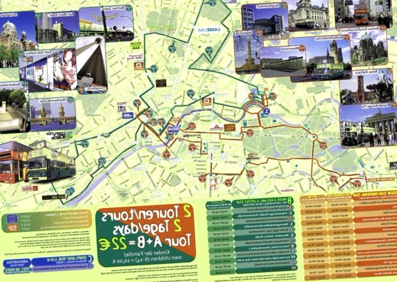 Visitar Mapa turistico