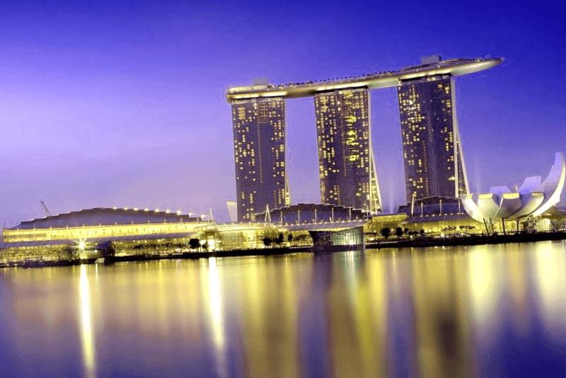 Que ver en Marina Bay Sands