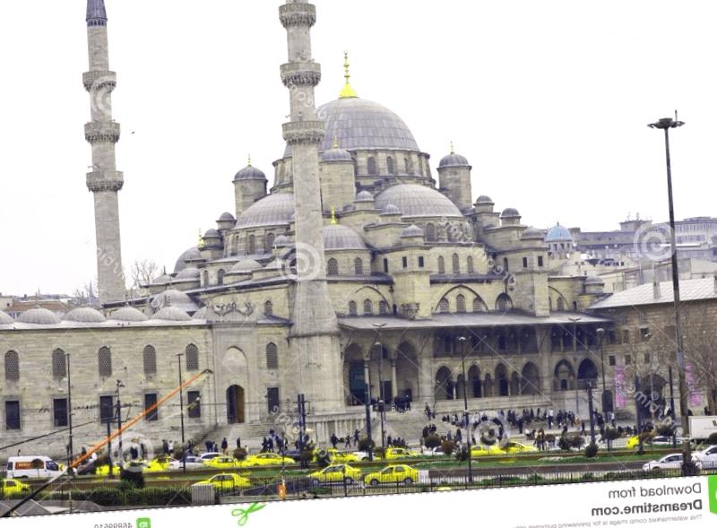 Mezquita Yeni Cami que visitar