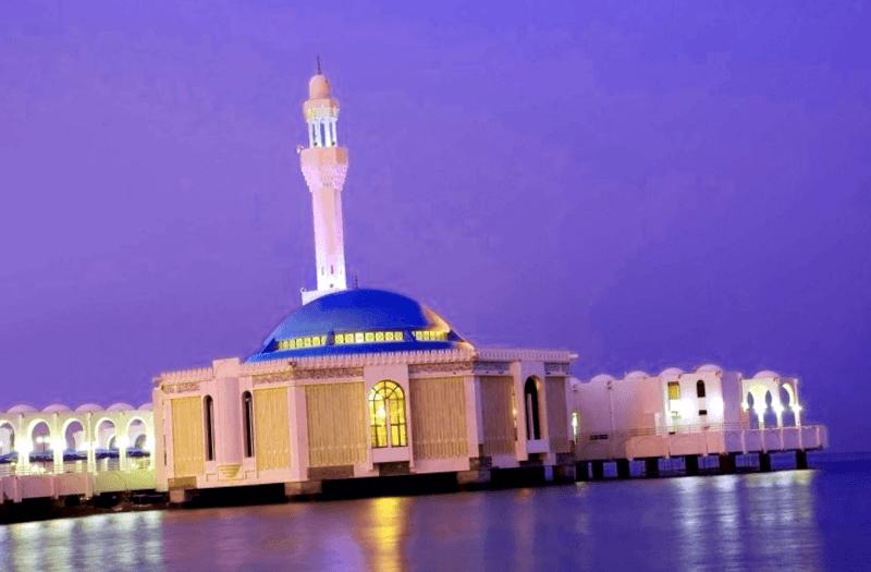 Conocer Mezquita flotante de Jeddah