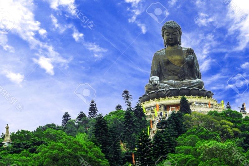 Visitar China y descubrir de Monasterio budista de Po Lin