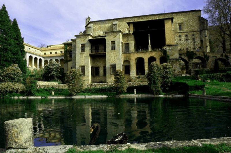 Monasterio de Yuste que debemos ver