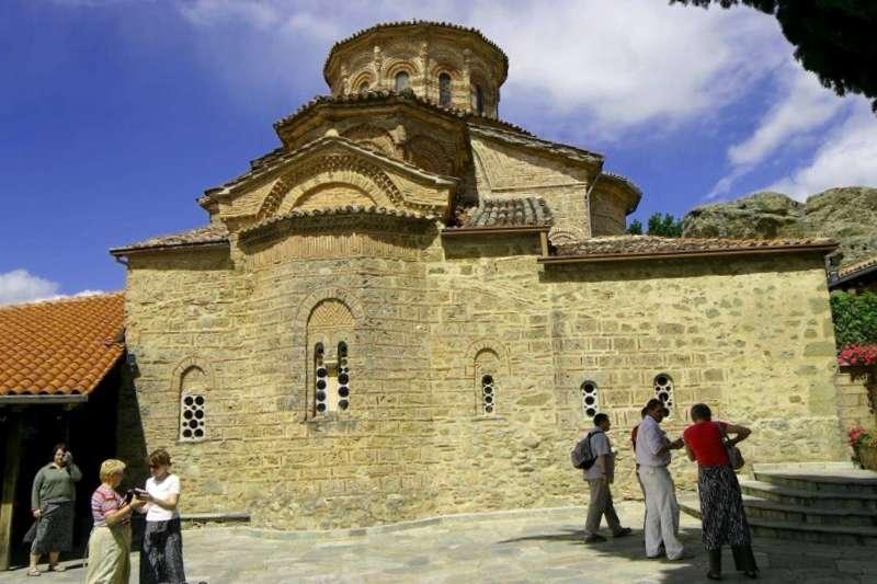 Monasterio de la Transfiguracion que debemos ver