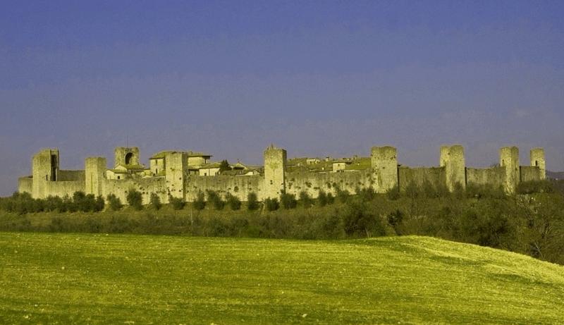 Monteriggioni que visitar