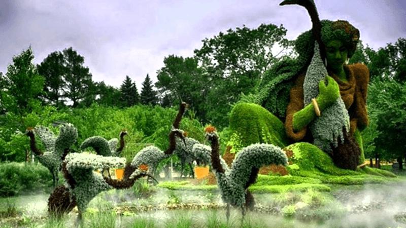 Que visitar en Montreal Botanical Garden