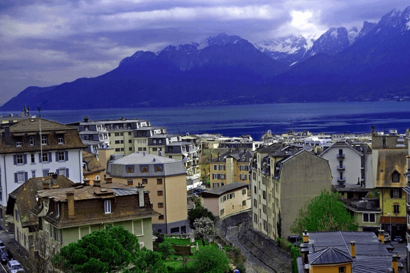 Que visitar en Montreux