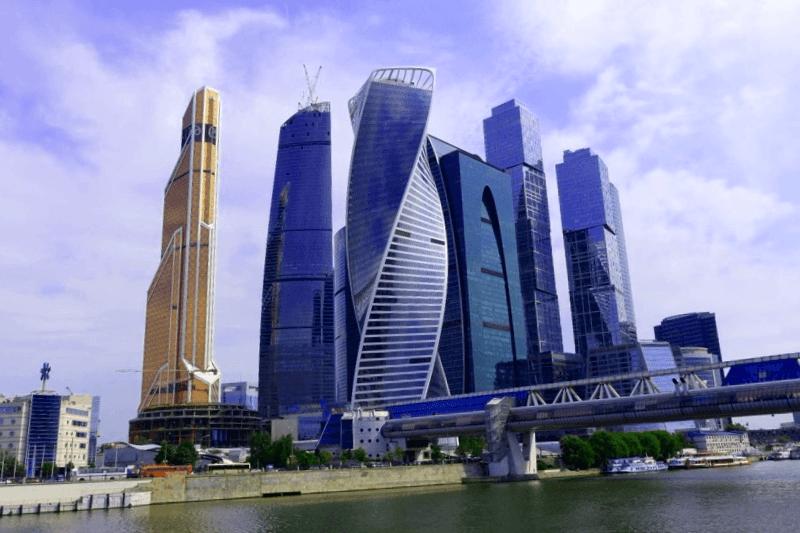 Ver Rusia y descubrir de Moscow City