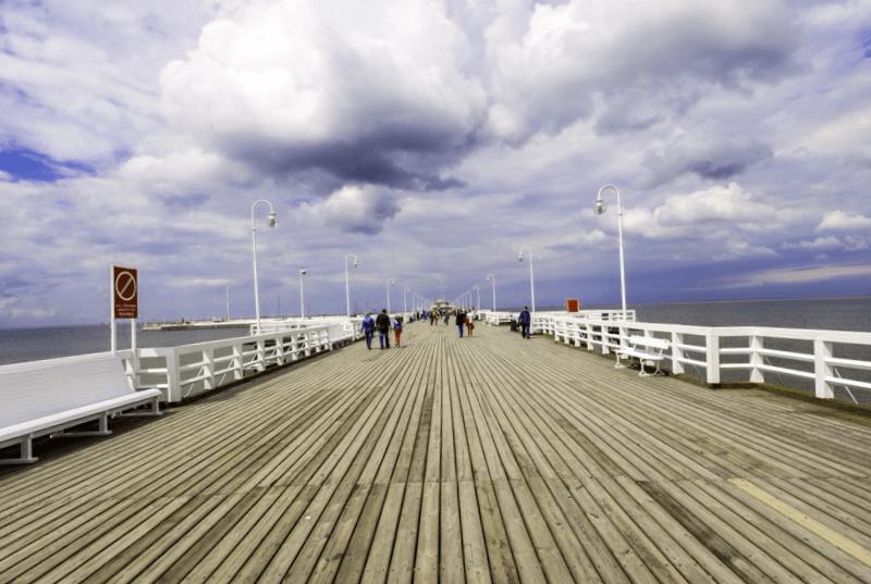 Conocer Polonia y descubrir de Muelle de Sopot