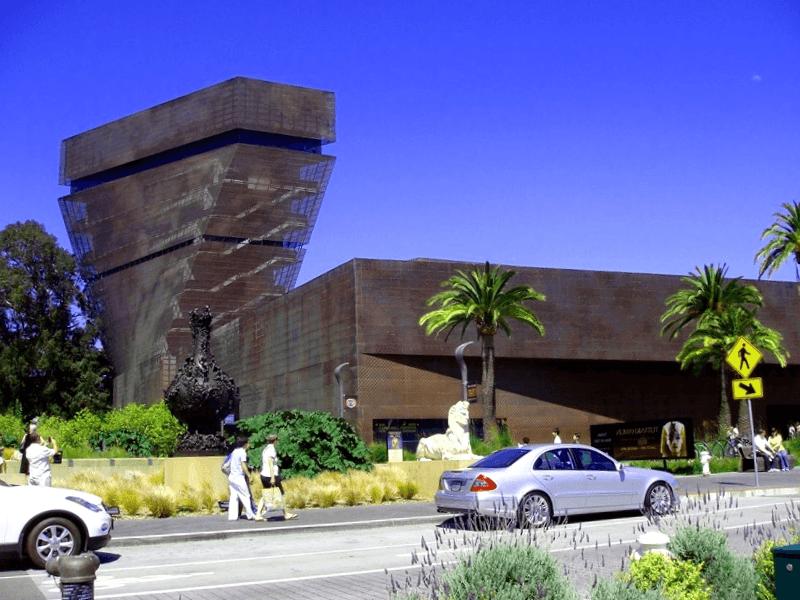 Museo M. H. de Yung que descubrir