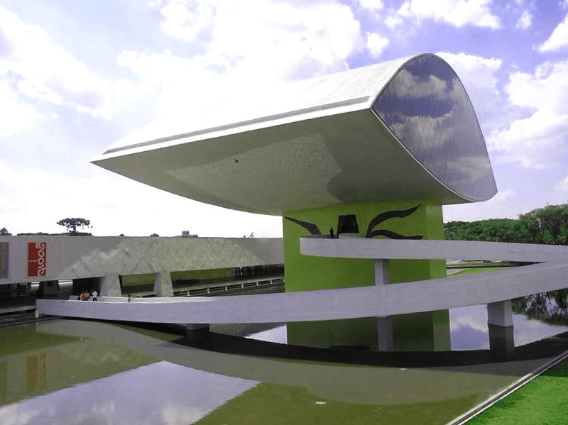 Visitar Museo Oscar Niemeyer