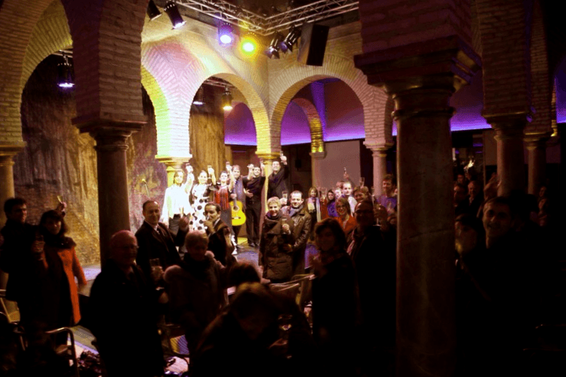 Visitar Museo flamenco de Sevilla