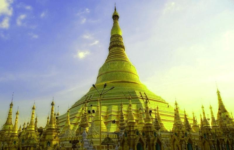 Que descubrir en Pagoda Shwedagon