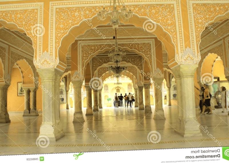 Palacio Chandra Mahal que descubrir