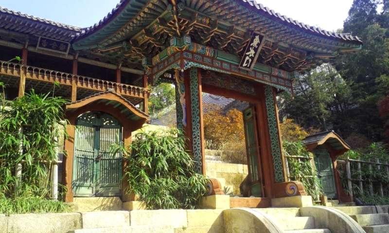 Que visitar en Palacio Changdeokgung