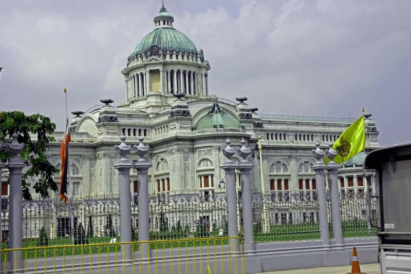 Palacio Dusit que debemos ver
