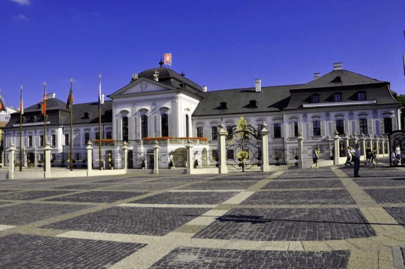 Visitar Palacio Grassalkovich