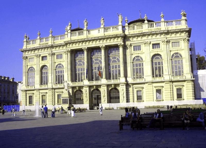 Conocer Palacio Madama