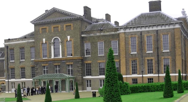 Conocer Inglaterra y descubrir de Palacio de Kensington