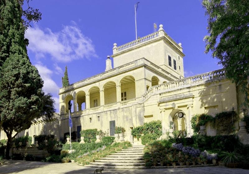 Que ver en Palacio de San Anton