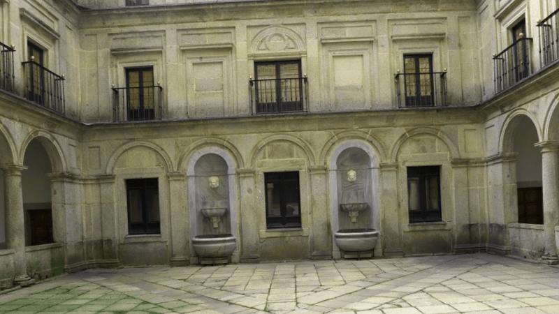 Palacio de los Mascarones que debemos ver