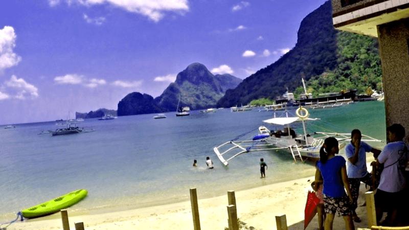 Visitar Singapur y descubrir de Palawan Beach