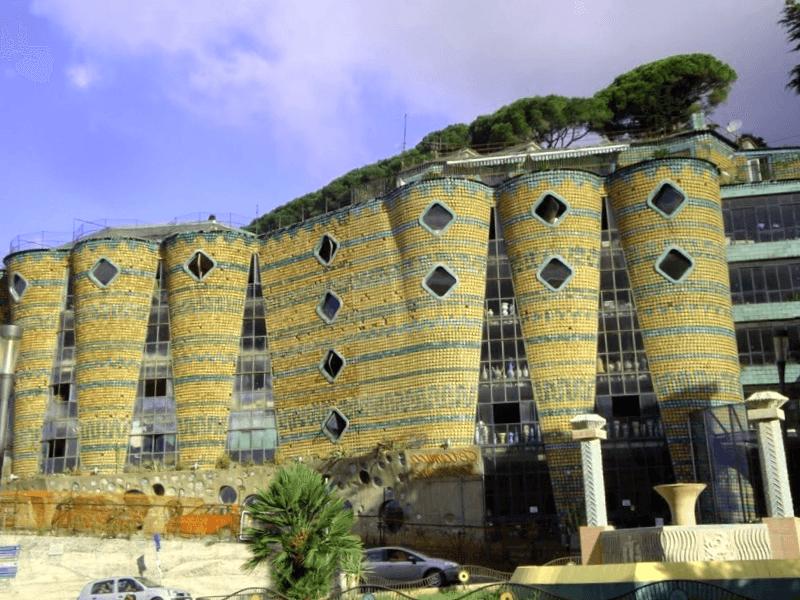 Que visitar en Palazzo Solimene