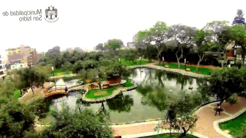 Parque El Olivar que ver