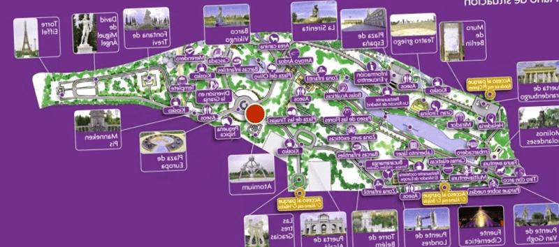 Parque Europa que debemos ver