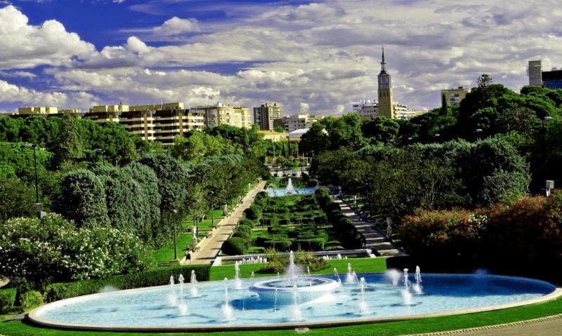 Visitar España y descubrir de Parque Grande Jose Antonio Lambordeta