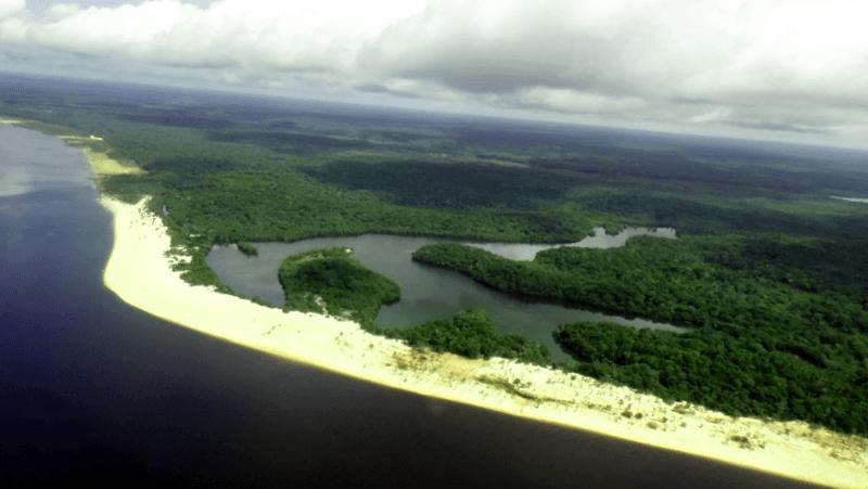 Visitar Brasil y descubrir de Parque Nacional Anavilhana